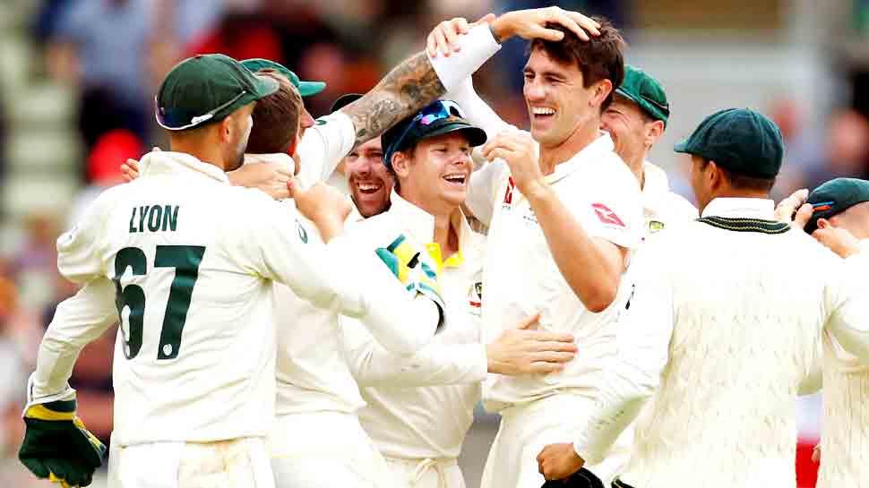 Ashes 2019: ऑस्ट्रेलिया से बुरी तरह हारा इंग्लैंड, स्मिथ का स्कोर ही मुश्किल से पार कर पाया