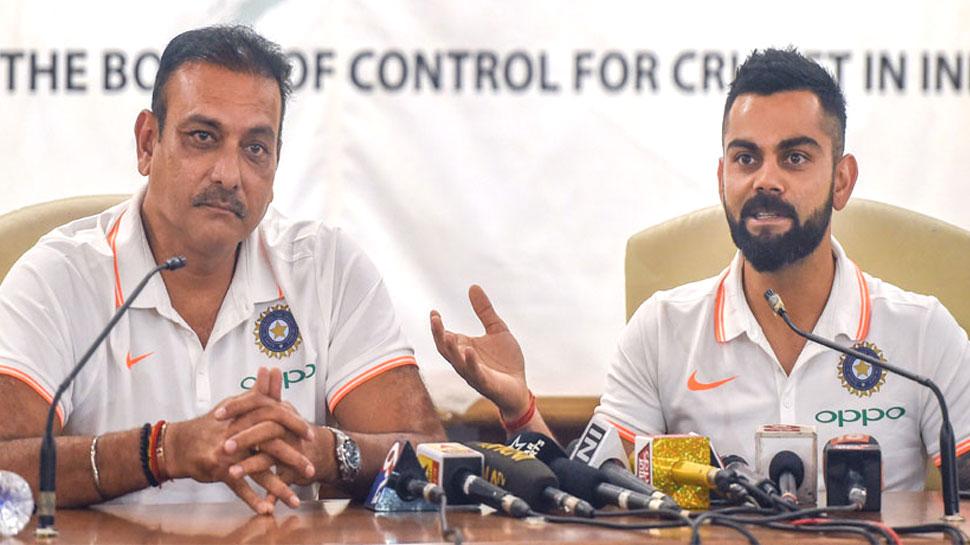 रवि शास्त्री का दोबारा टीम इंडिया का कोच बनना तय, विदेशी कोच के पक्ष में नहीं है कमेटी