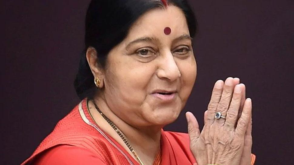 #RIPSushmaSwaraj: उद्योगपति आनंद महिंद्रा ने जताया शोक, कहा- Mother India रुला गईं
