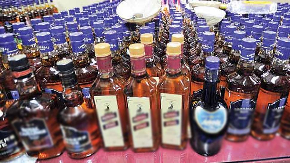 खगड़िया: पुलिस ने जब्त की 85 बोतल शराब, दो तस्कर गिरफ्तार