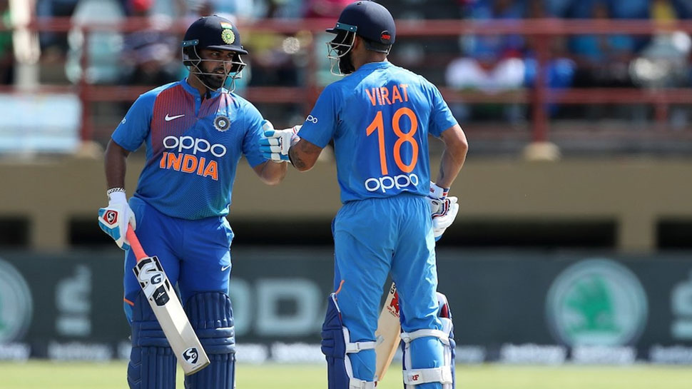 Rishabh Pant Breaks Massive MS Dhoni Record After India Whitewash West Indies 3-0 in T20Is