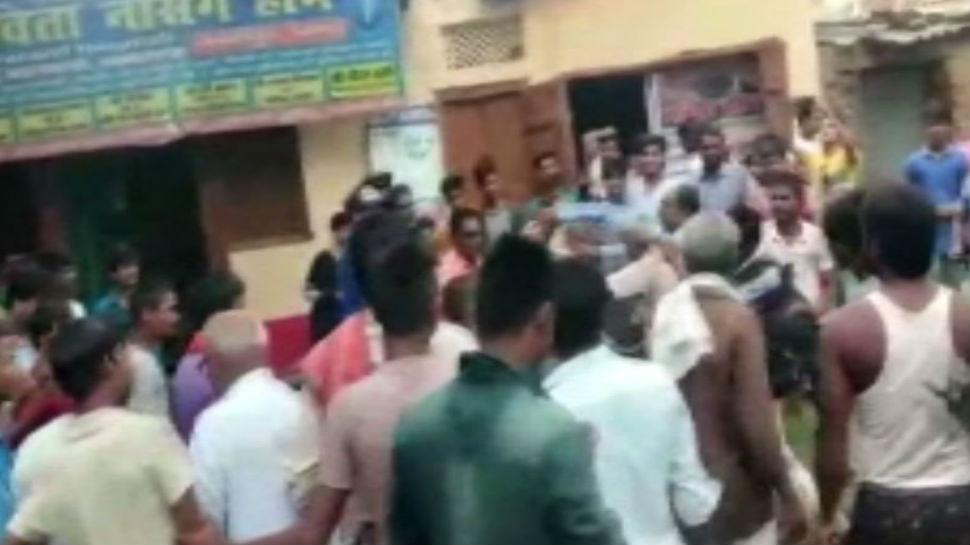 दानापुर: पेट में कैंची छोड़ने से महिला की मौत, हंगामा कर रहे परिजनों ने दारोगा को पीटा