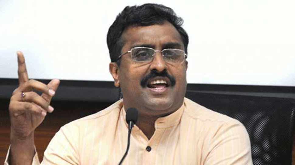 आर्टिकल 370: अब राम माधव ने दिया ऐसा बयान, बढ़ जाएगी चीन और पाकिस्तान की हार्टबीट