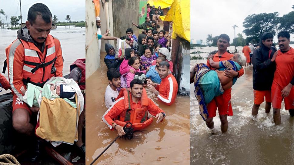 महाराष्ट्र LIVE: कई जिले बाढ़ की चपेट में, अभी तक 16 लोगों की मौत, 140,000 लोगों को सुरक्षित निकाला गया