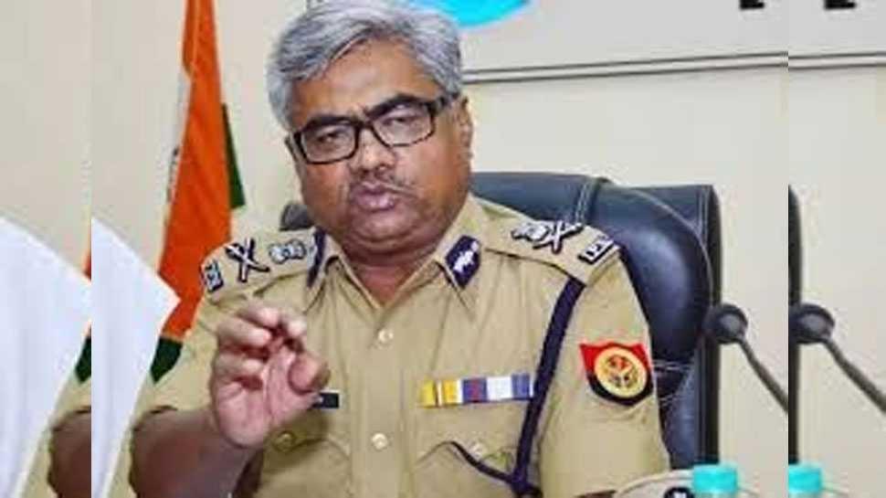 उत्तर प्रदेश के पूर्व डीजीपी के खिलाफ केस दर्ज, जमीन हथियाने का आरोप