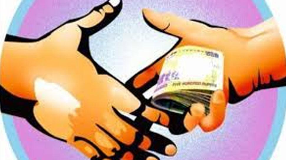 जयपुर: रिश्वतखोर अधिकारी ने माना विधानसभा को पैसे लेने की मुफिद जगह, ACB ने पकड़ा