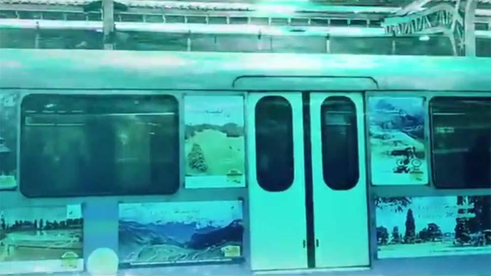 अब देश में भी पानी के नीचे भी दौड़ेगी ट्रेन, रेल मंत्री पीयूष गोयल ने शेयर किया VIDEO