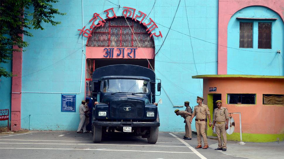 जम्मू-कश्मीर से 70 आतंकवादियों, अलगाववादियों को आगरा सेंट्रल जेल शिफ्ट किया गया