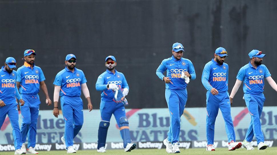 India vs West Indies 1st ODI: वेस्टइंडीज ने गंवाया एक विकेट, बारिश ने दूसरी बार रोका खेल