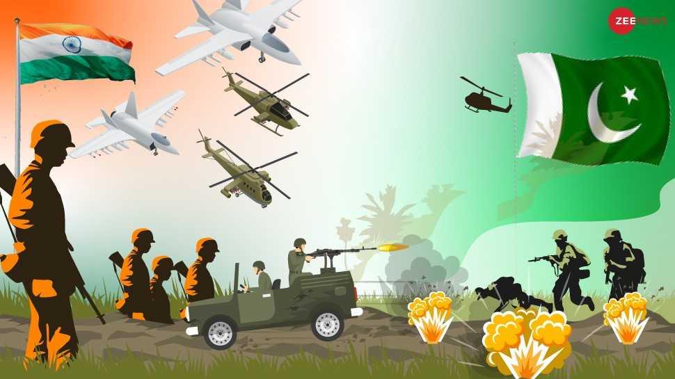 चाहे जितनी आंख दिखा ले पाकिस्तान, लेकिन जंग में भारत के आगे छोड़ देगा मैदान | जानें कैसे