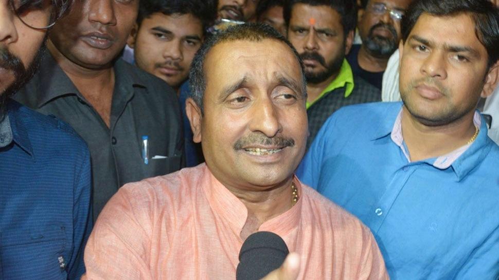 उन्नाव केस: विधायक कुलदीप सिंह सेंगर पर रेप, पॉक्सो और अपहरण के आरोप तय
