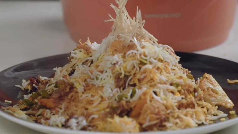 बकरीद पर मेहमानों को खिलाएं घर पर बनी टेस्टी कश्मीरी बिरयानी, यहां है Recipe