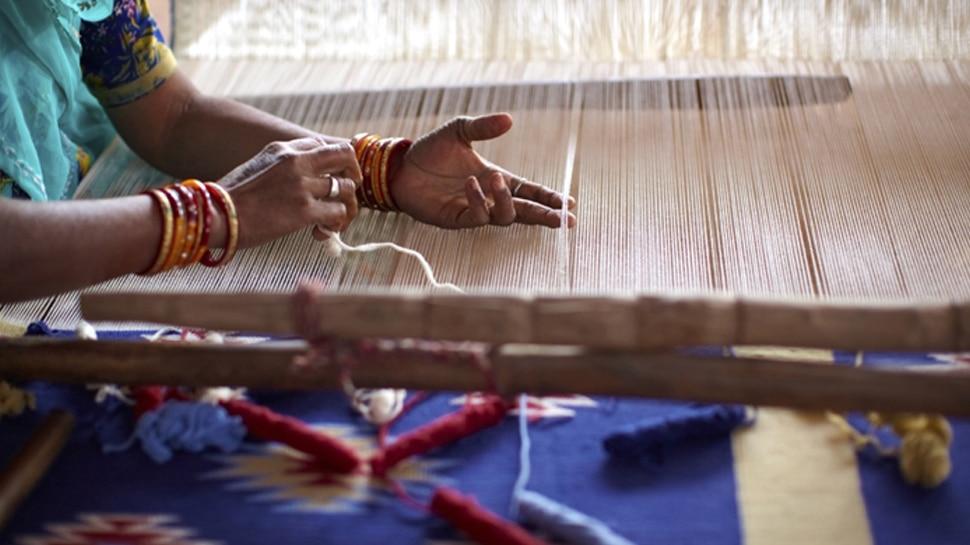 बिलासपुरः तखतपुर में बंद पड़ी है धागे की सप्लाई, आर्थिक संकट में घिर सकते हैं 40 से अधिक परिवार