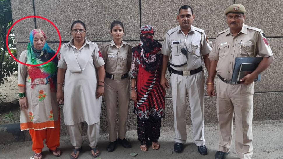 दिल्ली में नौकरी दिलाने के बहाने दो युवतियों को जीबी रोड में बेचा, 3 गिरफ्तार
