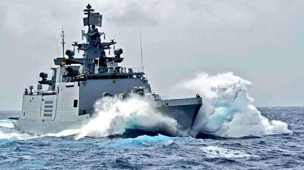 बौखलाए पाकिस्तान की ओर से समुद्री रास्ते से आतंकी हमले की आशंका! नौसेना को अलर्ट पर रखा गया
