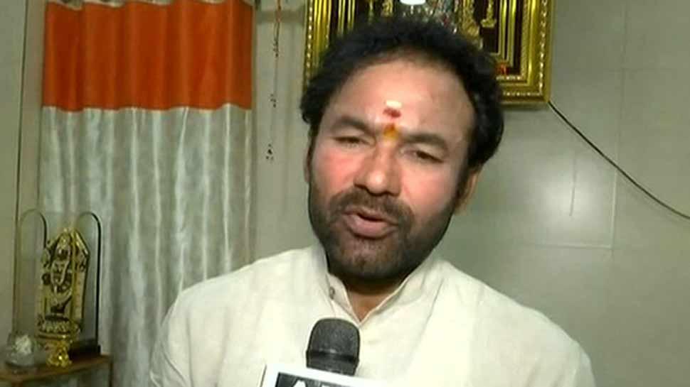 स्वतंत्रता दिवस पर जम्मू-कश्मीर की हर पंचायत में फहराया जाएगा तिरंगा: जी. किशन रेड्डी