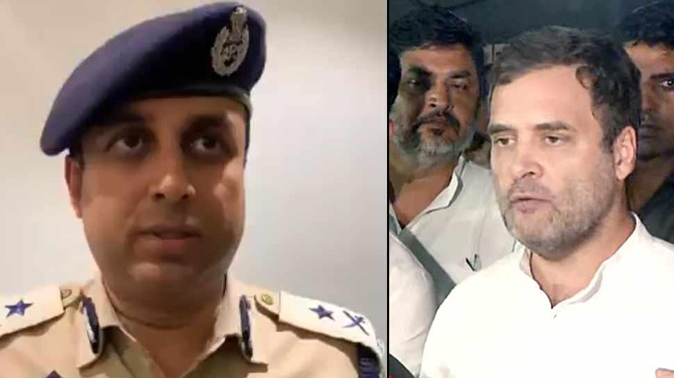 कश्मीर IG ने किया राहुल गांधी के दावे को खारिज, बोले- घाटी में एक भी गोली नहीं चलाई गई