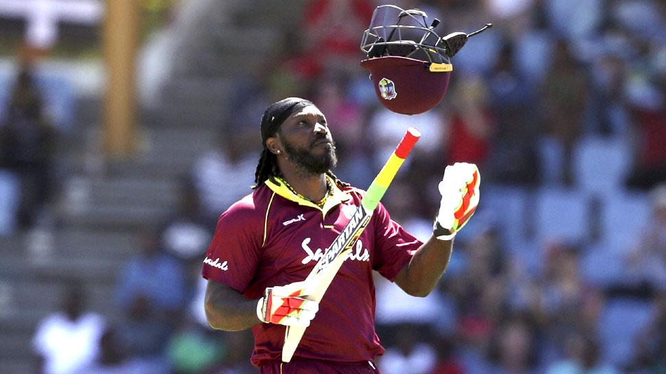 क्रिस गेल वेस्टइंडीज के लिए सबसे अधिक रन बनाने वाले खिलाड़ी बने, लारा का रिकॉर्ड तोड़ा