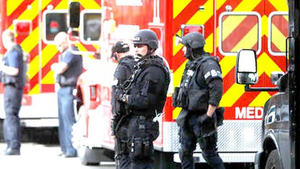 अमेरिका: शिकागो में अज्ञात बंदूकधारी ने की अंधाधुंध फायरिंग, 6 घायल