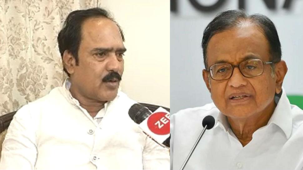 बिहार: मंत्री जयकुमार सिंह ने पी चिदंबरम के बयान पर कहा- 'कांग्रेस हमेशा की तरह विषय भटका रही है'