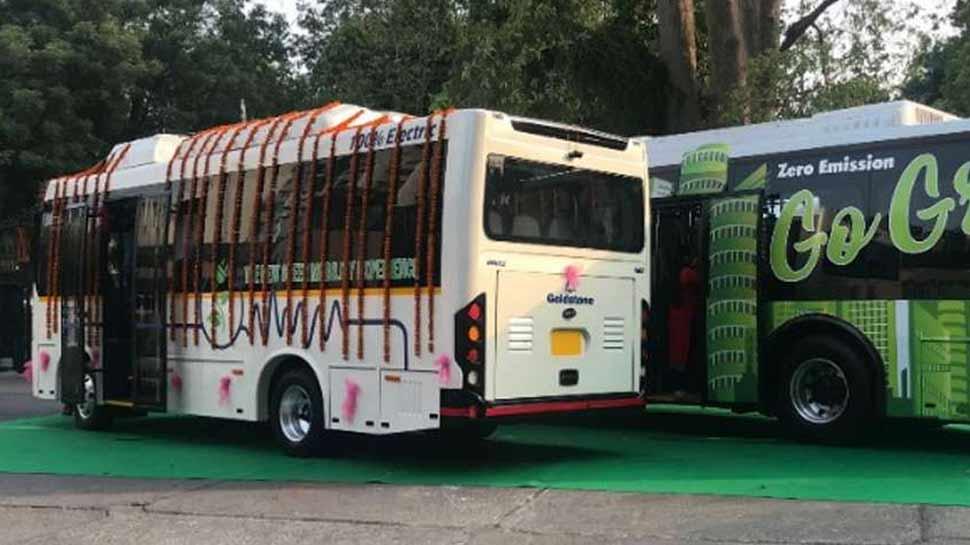 Green UP के लिए सरकार का नया प्लान, इन शहरों में चलेंगी 600 इलेक्ट्रिक बसें
