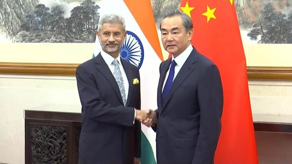 भारत-चीन की बैठक में उठा कश्मीर का मुद्दा, जयशंकर बोले-ये पूरी तरह हमारा आंतरिक मामला