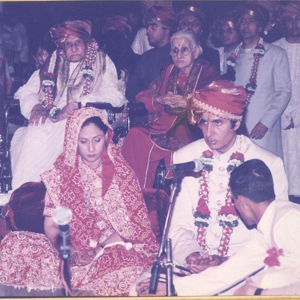 Shweta Nanda's wedding photos