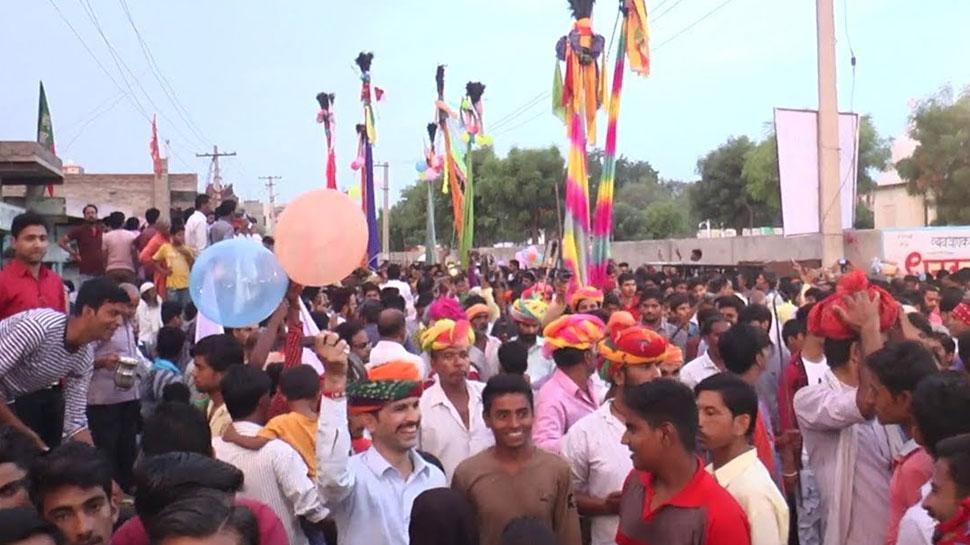 राजस्थान: गोगामेड़ी मेले की देवस्थान और प्रशासन मिलकर करे व्यवस्था- विधायक पूनिया