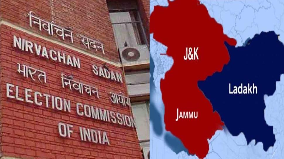 जम्मू कश्मीर में परिसीमन को लेकर चुनाव आयोग की अहम बैठक जारी, कई अधिकारी मौजूद