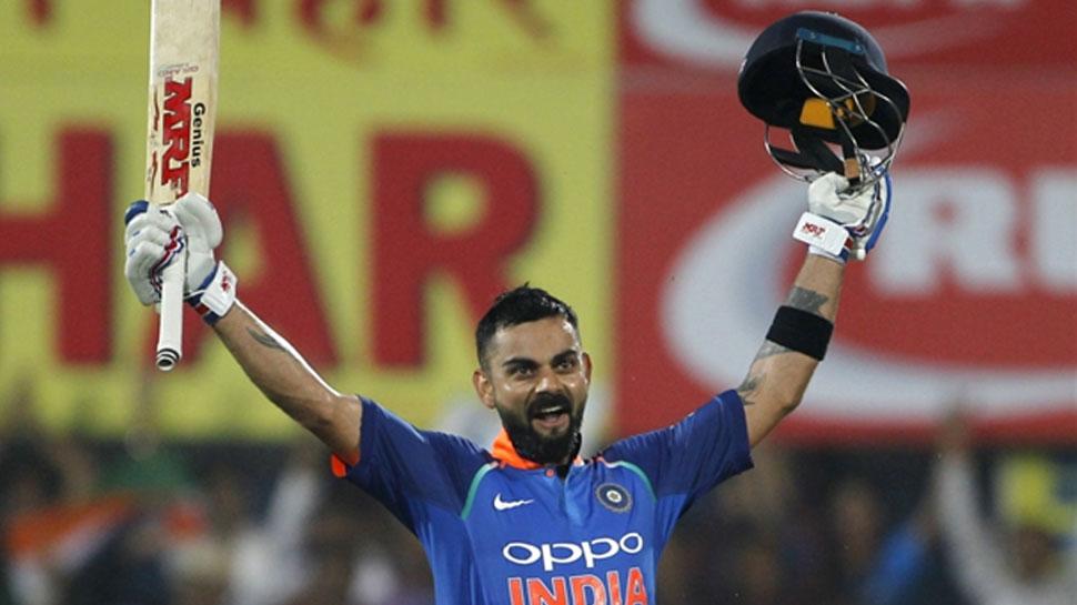 Virat Kohli in good form