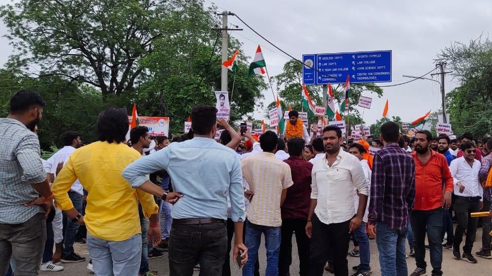 राजस्थान: 27 अगस्त को होंगे छात्र संघ चुनाव, यूनिवर्सिटी कैंपस में शुरू हुई राजनीतिक हलचल