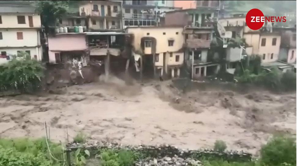 उत्तराखंड: चमोली में 8 दिनों में 14 लोगों ने गवाई अपनी जान, 22 सड़कें बंद
