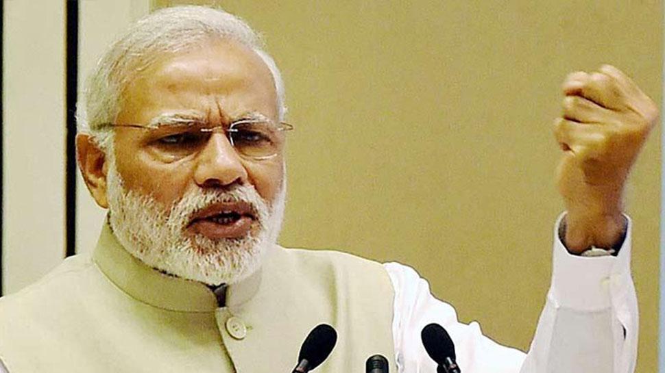 अनुच्छेद 370 हटने से आतंकियों के हमदर्द परेशान, फैसला राजनीति से नहीं राष्ट्रीयता से प्रेरित: PM मोदी