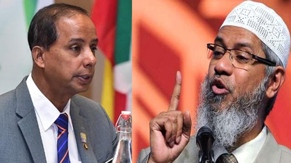मलेशियाः जाकिर नाईक ने हिंदुओं पर उठाए सवाल,  मंत्री ने दी कार्रवाई की चेतावनी