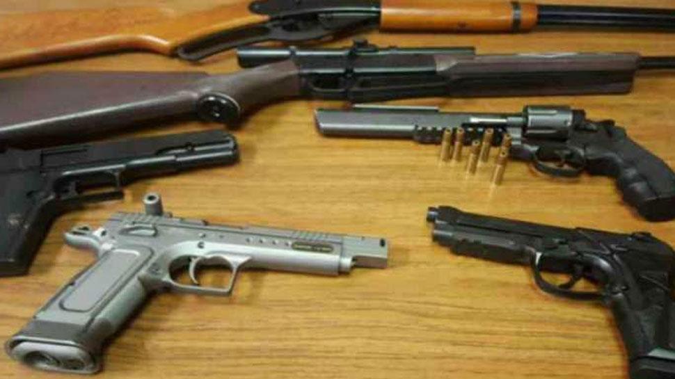 मैक्सिको में पिछले दशक में अवैध रूप से 20 लाख हथियारों का हुआ प्रवेश