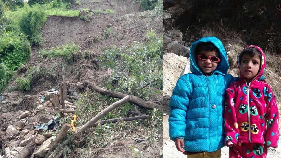 रक्षाबंधन से पहले इस गांव में पसरा मातम, एक ही परिवार के दो मासूमों की मौत