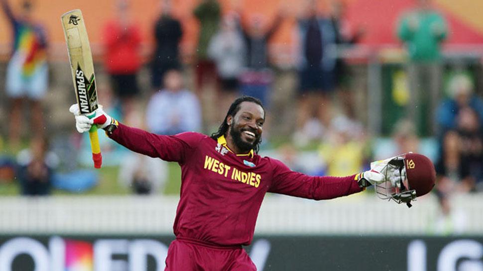 IND vs WI: करियर के आखिरी वनडे में छाए गेल, छक्के चौकों से लगाई शानदार फिफ्टी