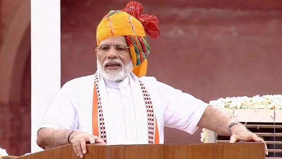 भारत आतंकवाद फैलाने वालों से मजबूती से लड़ रहा है, हमारा संकल्प मजबूत : PM मोदी