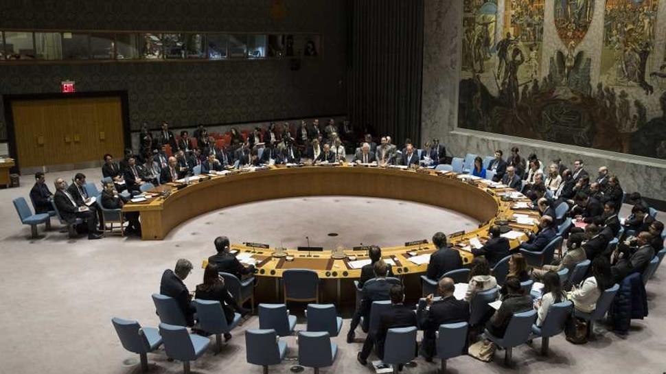 UNSC में पाकिस्तान के पत्र पर चर्चा के लिए चीन ने शुक्रवार को बुलाई अनौपचारिक बैठक