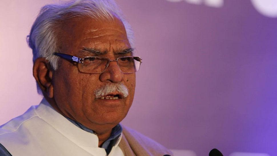 सोनीपत: ध्वजारोहण के बाद मनोहर लाल ने किया दावा, दोबारा हरियाणा में बनेगी BJP की सरकार