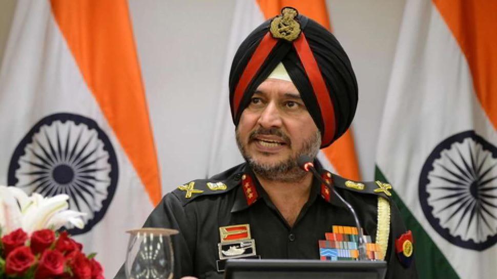 PAK पर नॉर्दन कमांड के GoC रणबीर सिंह, 'कश्मीर में अशांति फैलाना चाहते है आतंकी'
