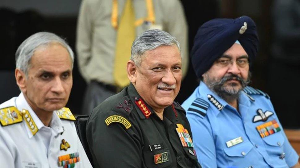 तीनों सेनाओं का एक सम्मिलित अध्यक्ष बनेगा, CDS ऐसे साबित होगा गेम चेंजर