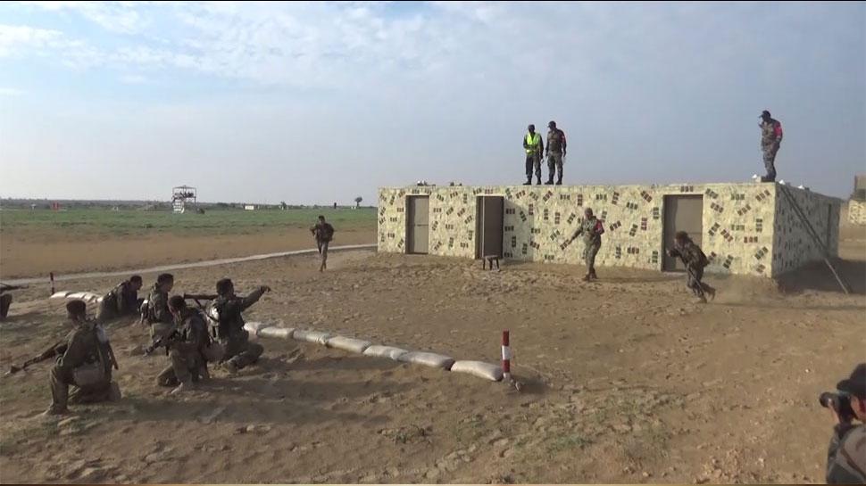 जैसलमेर: भारतीय सेना ने जीती पांचवी अंतर्राष्ट्रीय आर्मी स्काउट मास्टर प्रतियोगिता