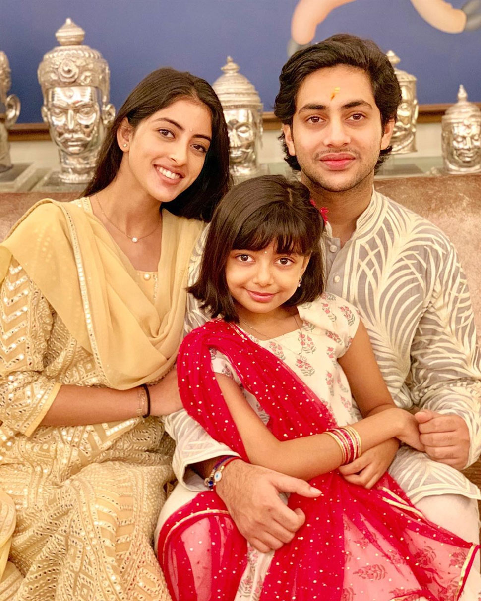 Bachchan family