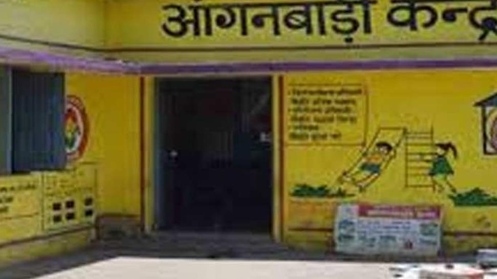 मध्य प्रदेशः डिंडौरी में जर्जर भवनों में संचालित हो रहे हैं आंगनबाड़ी, बन सकता है बड़े हादसे का कारण