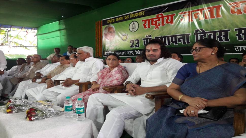 RJD का सदस्यता अभियान टांय-टांय फिस्स, राबड़ी देवी के सामने लड़ पड़े विधायक