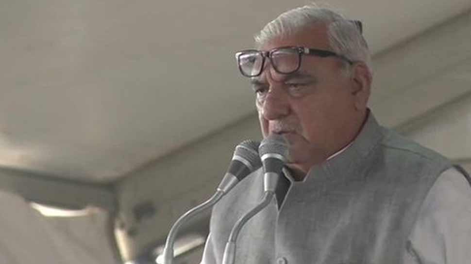 भूपेंद्र सिंह हुड्डा ने अपनी ही पार्टी पर निशाना साधा, 'कांग्रेस रास्ते से भटक गई है, मेरे लिए देश पहले है'