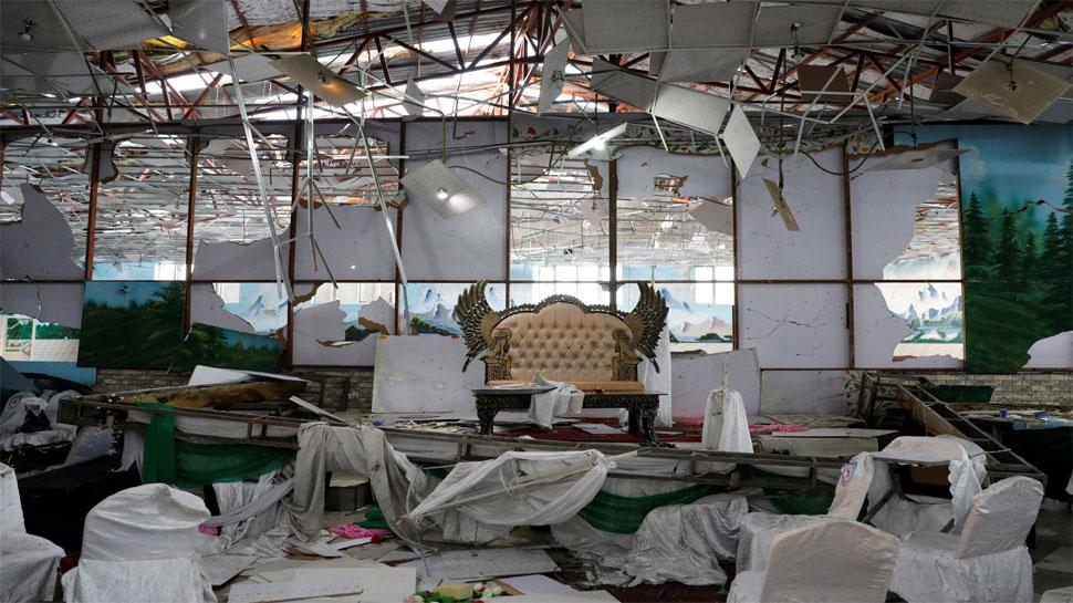 भारत ने की काबुल बम विस्फोट की निंदा, आत्मघाती हमले में गई 63 लोगों की जान