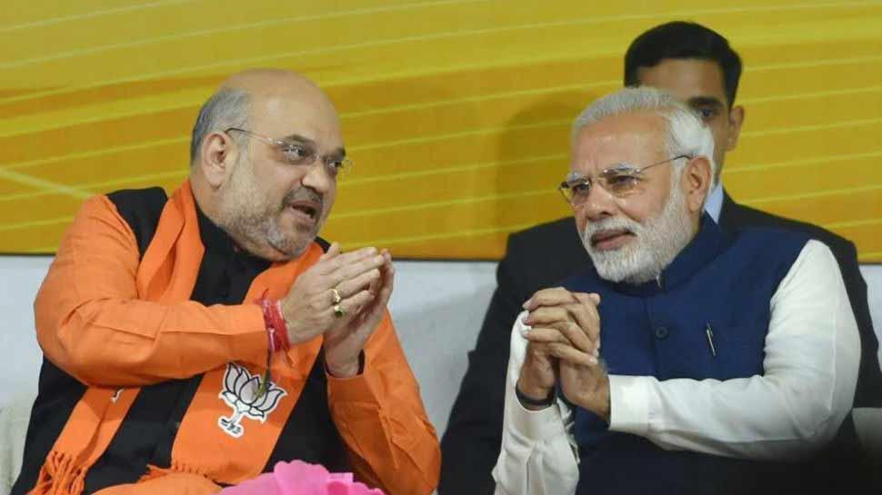 गृहमंत्री अमित शाह बोले, 'PM मोदी का नाम भी अब देश के समाज सुधारकों के नाम में जुड़ गया'