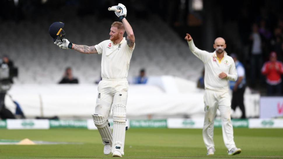 Ashes 2019: स्टोक्स ने ठोका नाबाद शतक, इंग्लैंड-ऑस्ट्रेलिया टेस्ट मैच ड्रॉ